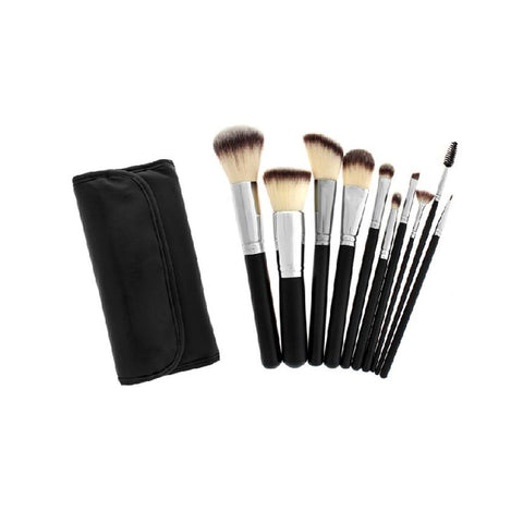 CROWN BRUSH 10PC PROFESSIONAL SYNTHO SET - SET 516