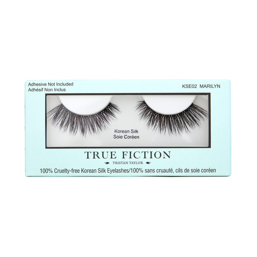 TRUE FICTION KOREAN SILK LASHES