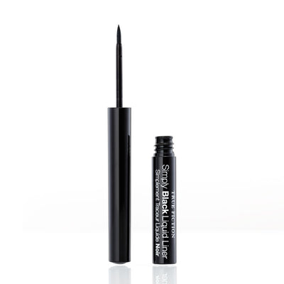 TRUE FICTION SIMPLY BLACK LIQUID LINER