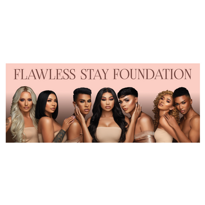 BEAUTY CREATIONS FLAWLESS STAY FOUNDATION