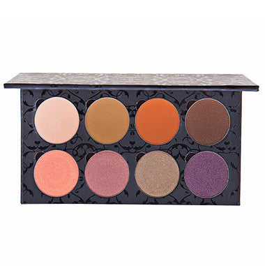 MAKEUP ADDICTION COSMETICS, VINTAGE EYESHADOW PALETTE