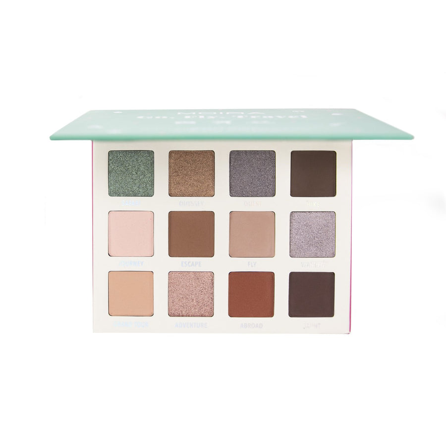 MOIRA WEEKEND VIBES EYESHADOW PALETTE