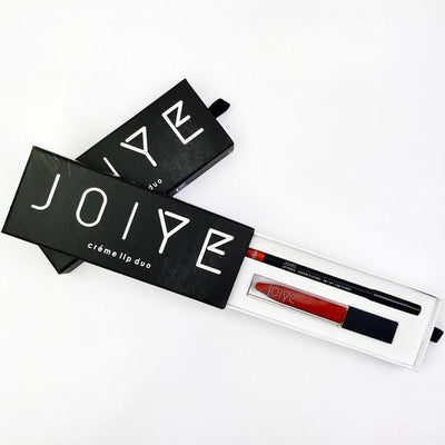 JOIYE CREME LIP DUO - AMBERLY