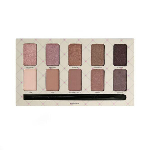BEAUTY CREATIONS 'THE NUDES' EYESHADOW PALETTE