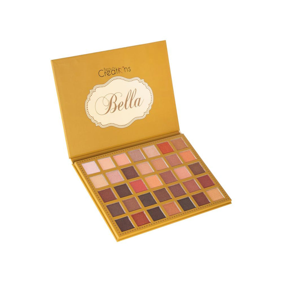 Beauty Creations Bella 35 Color Eyeshadow Palette