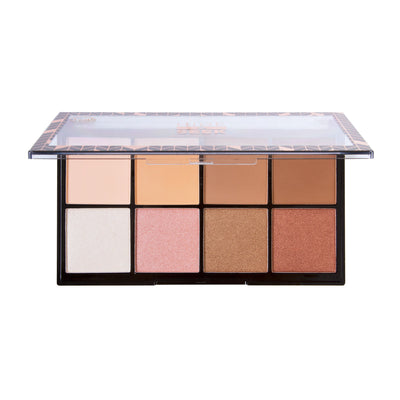 JCAT HIDE & SEEK HIGHLIGHT & CONTOUR PALETTE