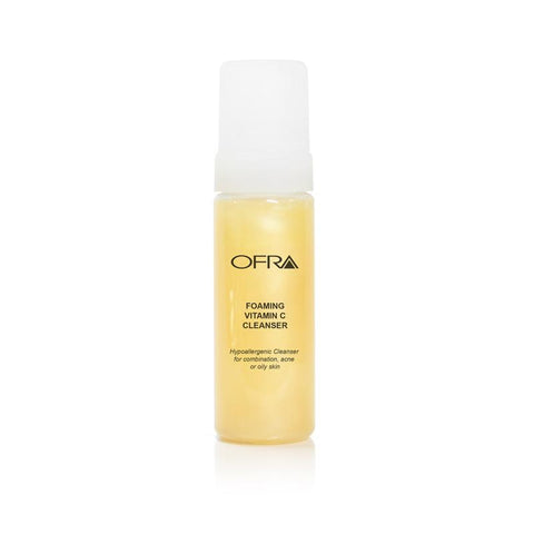 OFRA COSMETICS FOAMING VITAMIN C CLEANSER