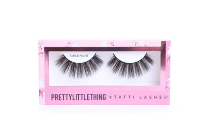 TATTI LASHES X PRETTYLITTLETHING GIRLS NIGHT
