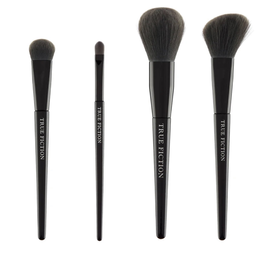 TRUE FICTION THE MAKEUP BRUSH, ESSENTIAL FACE COLLECTION