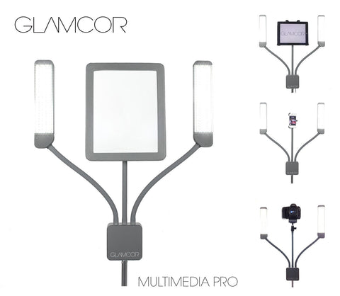 GLAMCOR MULTIMEDIA PRO LIGHT KIT - ACCESSORIES