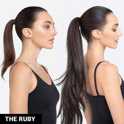 The RUBY - Dark Blonde Hair Extension
