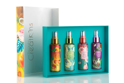 BEAUTY CREATIONS SETTING SPRAY SET OF 4