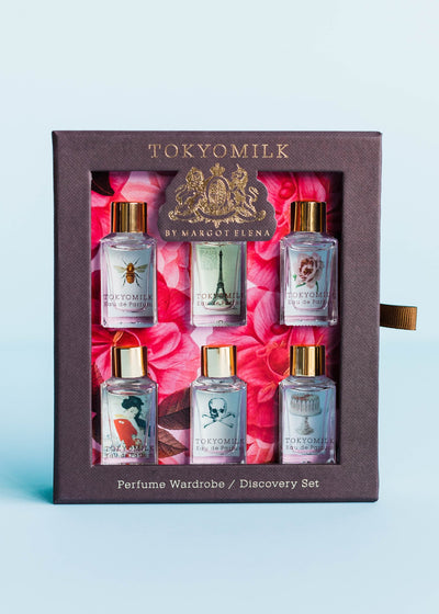 TOYKO-MILK PERFUME WARDROBE SAMPLER SET
