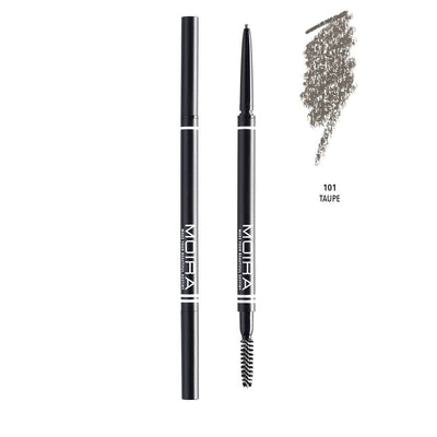 MOIRA FINE BROW PENCIL - TAUPE