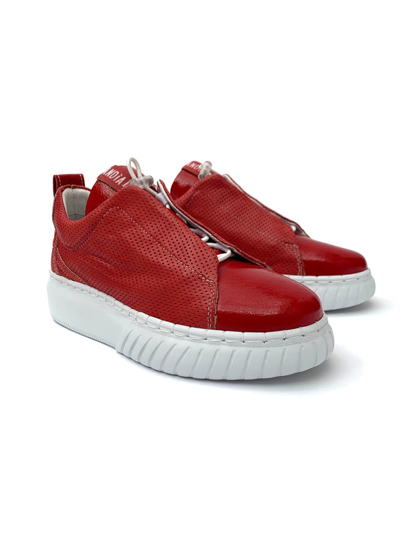 Andia Fora Red Sneaker