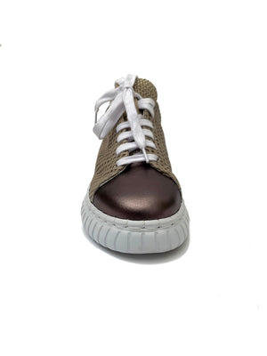 Andia Fora Gold Sneaker