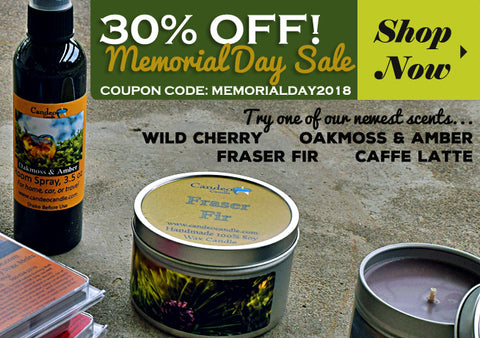 Sitewide Memorial Day Sale Starts Now!