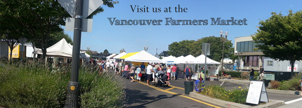 Opening Weekend of Vancouver Farmers Market!