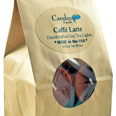 Caffe Latte, Soy Tea Light 12-Pack