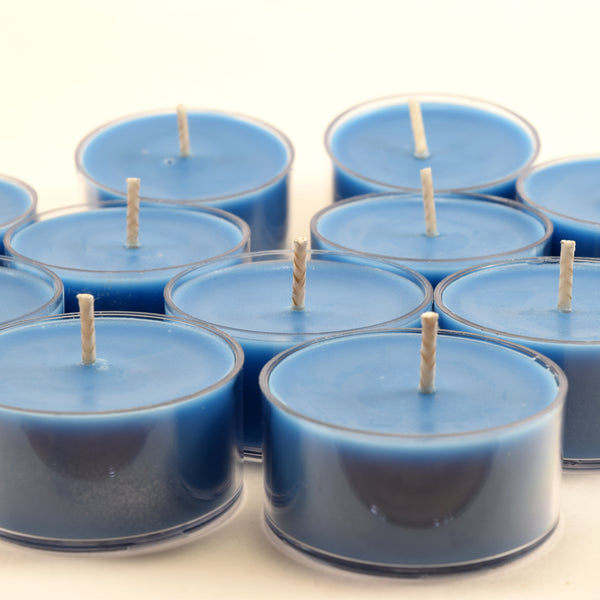 Ocean Breeze, Soy Tea Light 12-Pack