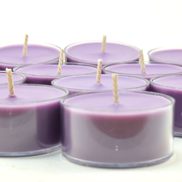 Old-Fashioned Lilac, Soy Tea Light 12-Pack