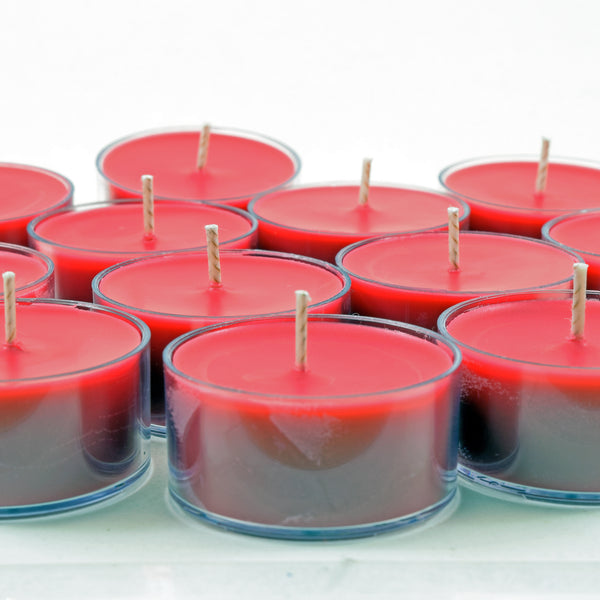 Wild Cherry, Soy Tea Light 12-Pack