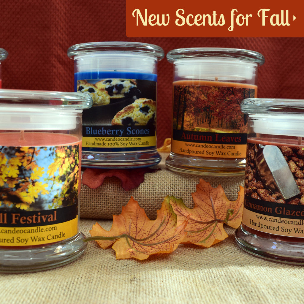 New Scents for Fall