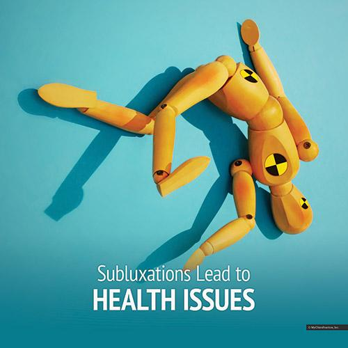 Subluxation and Health Issues