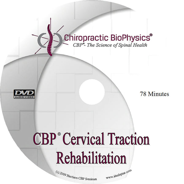 CBP Mirror Image® Cervical Traction Protocols DVD