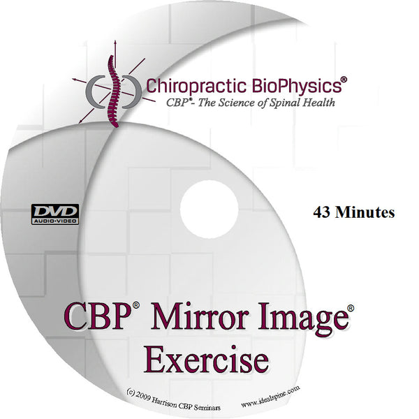 CBP Mirror Image® Exercise DVD