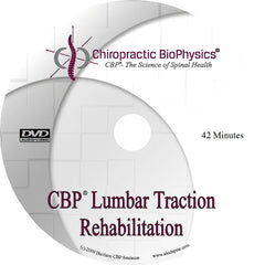 CBP Mirror Image® Lumbar Traction Protocols DVD
