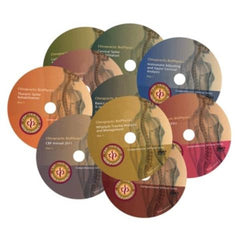 Complete General & Advanced CBP Certification Seminar Series 12 Seminar DVD Series Package