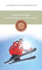 Proper Posture - Fending off gravity for better health