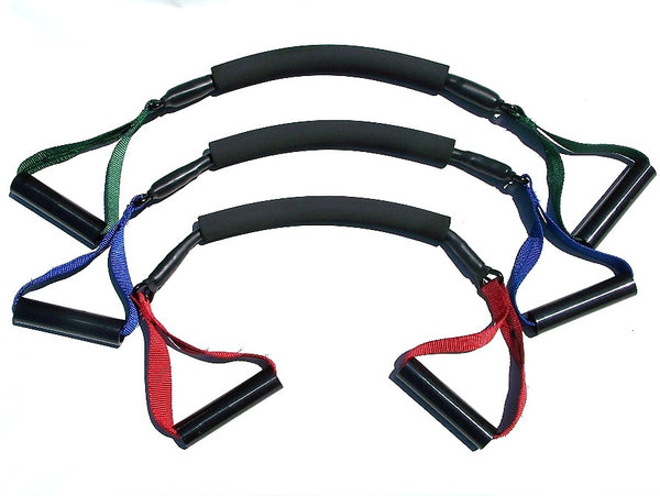 The Safety Cord Tubing™ Pro-Lordotic Neck Exerciser™