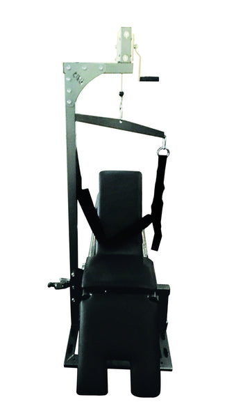 UTS Uni-Arm Thoraco-Lumbar Sagittal Recumbent, Supine & Seated Traction Device