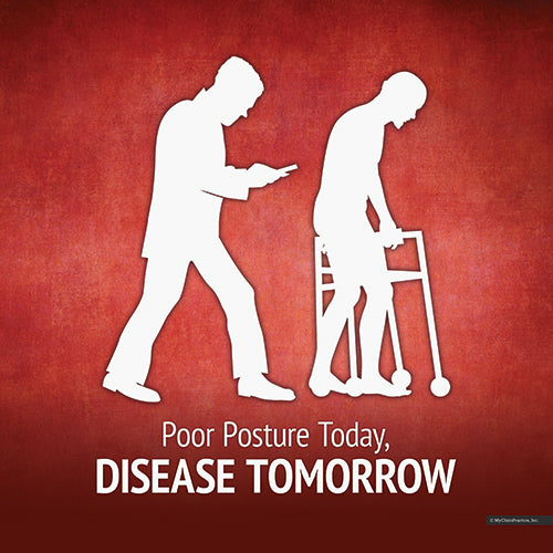 Poor Posture Leads to Disease