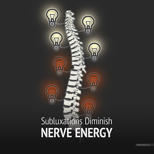 Subluxations Cut Nerve Energy