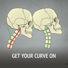 Cervical Curve (Right Facing)