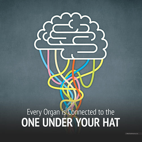 The Organ Under Your Hat