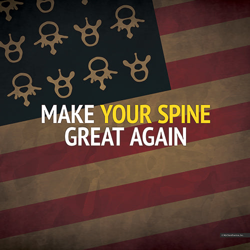 Make Your Spine Great Again