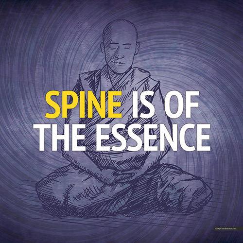 Spine is of The Essence
