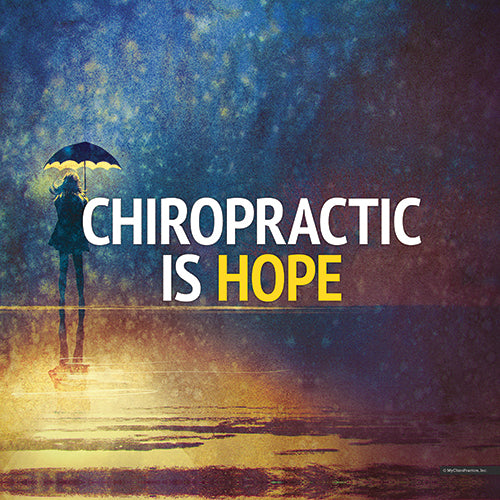 Chiropractic is Hope