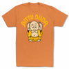 Bitty-Buda-Logo-Men-T-Shirt-Orange