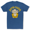 Bitty-Buda-Logo-Men-T-Shirt-Blue