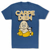Bitty-Buda-Carpe-Diem-Men-T-Shirt-Blue