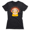 The-Way-Is-In-The-Heart-Bitty-Buda-Women-T-Shirt-Black