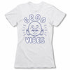 Good-Vibes-Bitty-Buda-Women-T-Shirt-White