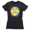 Let-Them-All- Be-Sunny-Days-Bitty-Buda-Women-T-Shirt-Black