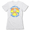 Let-Them-All- Be-Sunny-Days-Bitty-Buda-Women-T-Shirt-White