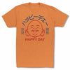 Bitty-Buda-Happy-Day-Men-T-Shirt-Orange